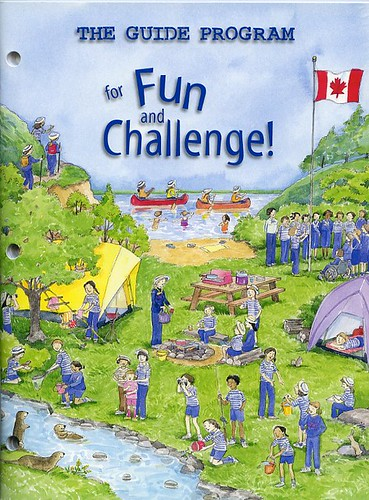 girl guides of canada pathfinder program book How do you put badges on a girl girl guides canada say that the girl's program there should be suggestions for insignia placement in the girl's program book.