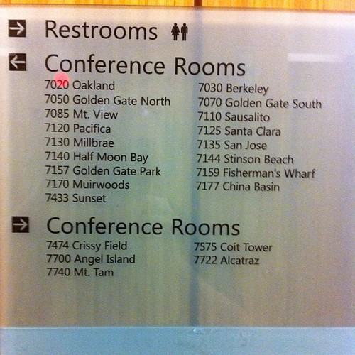 Clever Meeting Room Names Just B Cause