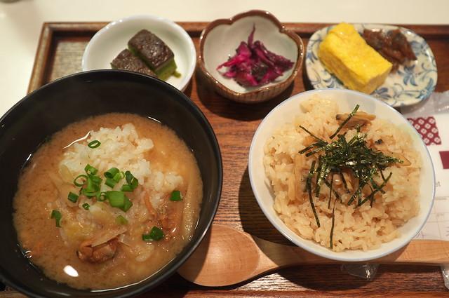 深川飯 Fukagawa Meshi