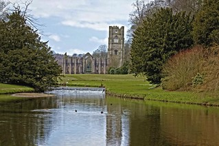Fountains abbey | by driver_wave
