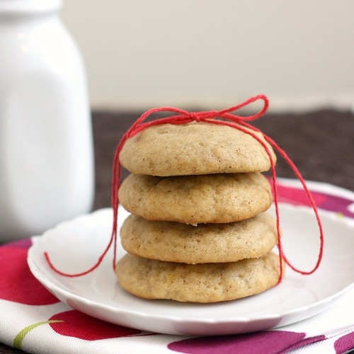 Brown Butter Banana Bread Cookies | by Tracey's Culinary Adventures