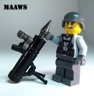 BrickArms MAAWS Mortar? | by BrickArms