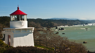 Memorial lighthouse  in Trinidad, California | by Duncan Speight/Away