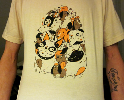 SF DOGS Tee | by TheGrossUncle