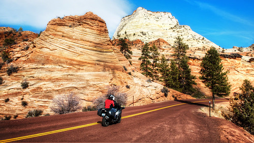 Zion-Mount Carmel Highway | by wbeem