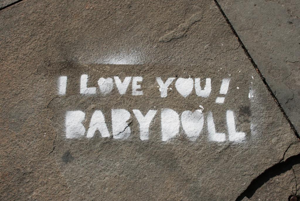 Babydoll | By H_Boston I Love You! Babydoll | By H_Boston