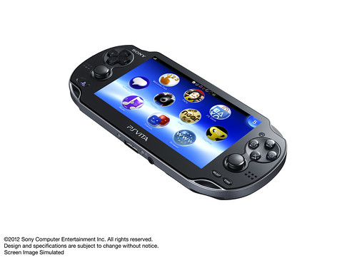 PlayStation Vita (updated image) | by PlayStation.Blog