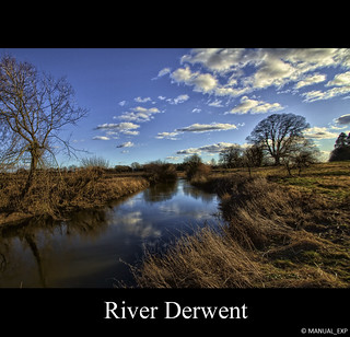river derwent (hdr) | by manual_exp