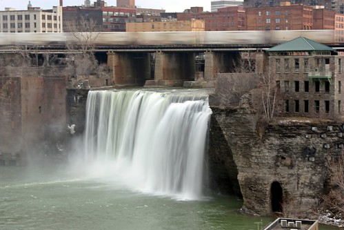 High Falls | by orangebrompton