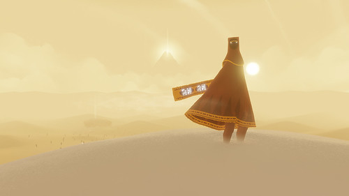 Journey: Sandy Scarf | by PlayStation.Blog