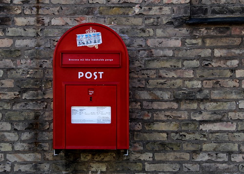 Danish Post Box | by Debarshi Ray