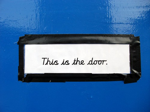 This is the door | by jonhoward