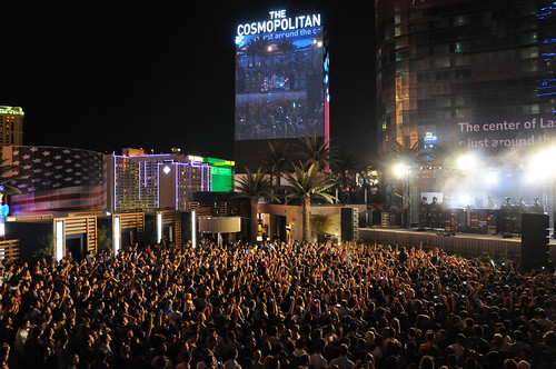 Justice Performs at Boulevard Pool at The Cosmopolitan of Las Vegas | by The Cosmopolitan of Las Vegas