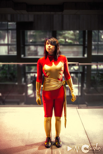 Dark Phoenix - ECCC 2012 | by Darkain Multimedia
