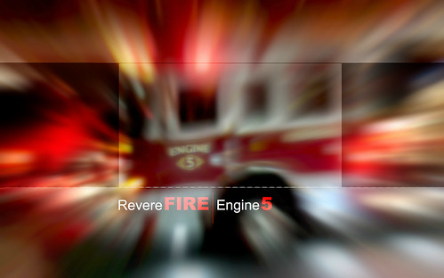 Revere FIRE | Engine 5 [cover]