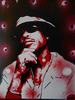 the late great guru of gangstarr | by l.@.k.