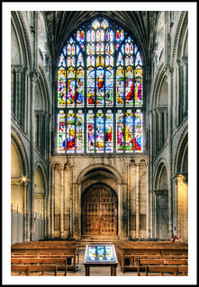 Norwich Cathedral Window | by Fazer44