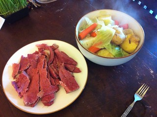 Corned beef and cabbage | by justgrimes