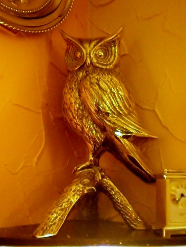 Brass Owl | by Littlelixie
