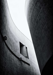 Barcelona Curved Architecture No.1 | by Fifty Percent Grey