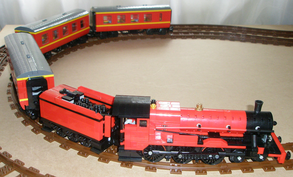 Hogwarts Express Custom Olton Hall Hogwarts Express Afte Flickr