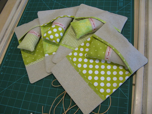 Sewing Pouches | by Trudi-quiltingprolifically