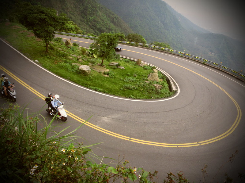 Taiwan Island trips X Couchsurfing。嘉151鄉道隨拍。太平36灣 (32)