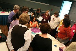 Some more STITCHES West 2012 teachers and students | by XRX Flickr