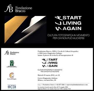 La mostra per raccogliere fondi per la ricerca sulla sla for Centro diagnostico via saint bon milano