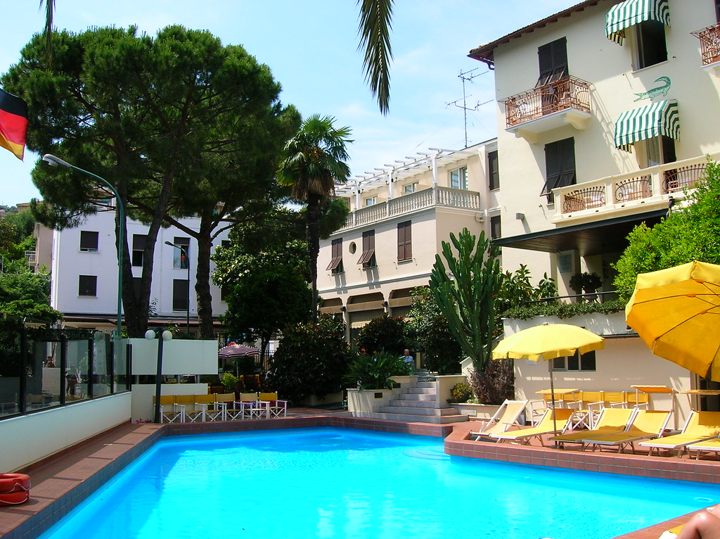 Hotel Coccodrillo - Varazze | Flickr