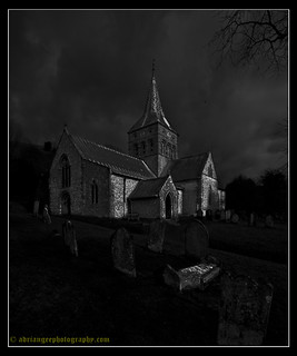 ALL SAINTS' CHURCH, EAST MEON. 3 | by adriangeephotography