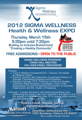 2012 Sigma Wellness Expo | by bluephi.net