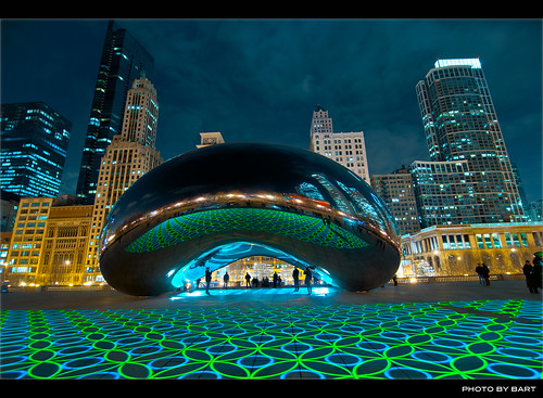 Luminous Field in Chicago, part 1 | by BartPhotography
