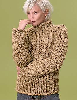 Chunky wool Sweater | By a blonde girl | Mytwist | Flickr