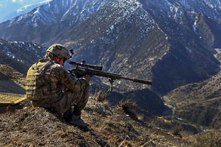 Observation post | by The U.S. Army