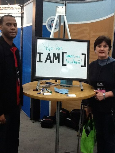I AM AN [educator] photos from TCEA 2012 | by Atomic Learning