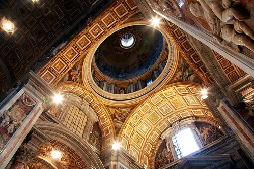 St. Peter`s Basilica - Side Dome | by Heaven`s Gate (John)