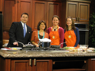 Good For You Recipe contest winner who will receive a new Warners' Stellian kitchen! | by Warners' Stellian