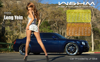W&BM - Wheels and Heels Magazine - Leng Yein Calendar (wide) | by W&HM - Wheels and Heels Magazine