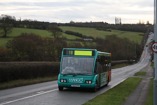 Trent Barton Optare Solo 457 (FE02KFD) | by olympianbasher720
