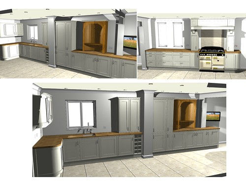 B q kitchen articad image articad images flickr Free bathroom design software b q