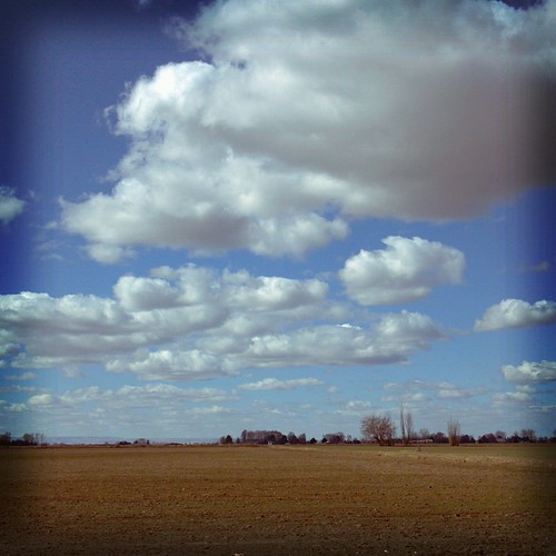 Sunshine & puffy clouds ... | by Andrea (Knitty Bitties)
