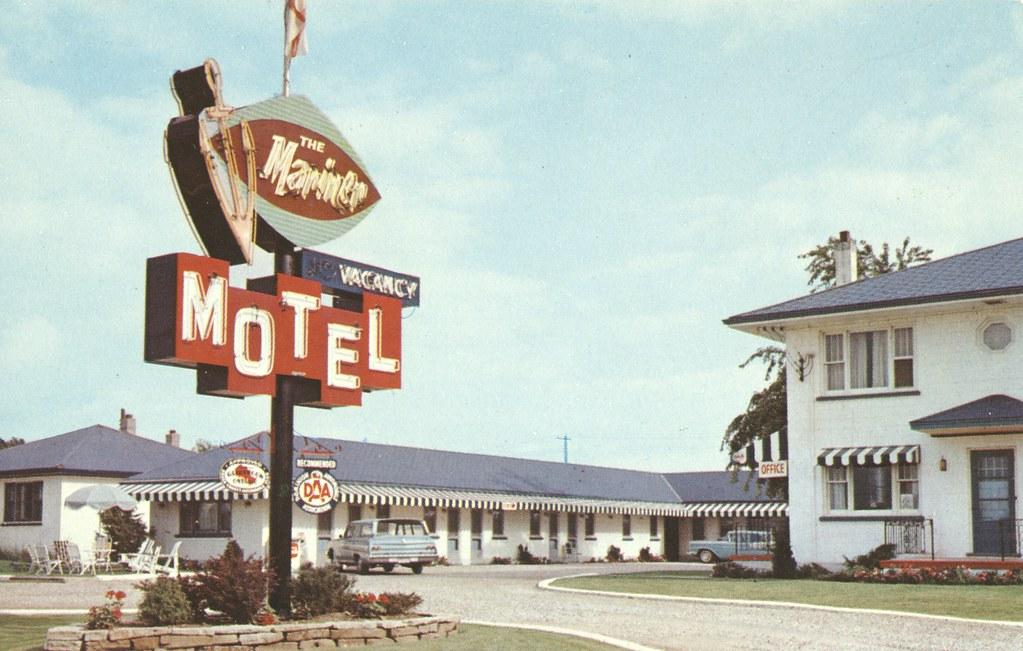 Mariner Motel - Woodstock, Ontario