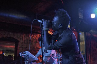 Saul Williams @ the Masquerade 02252012 | by ash™