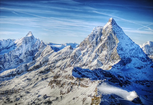 The other side of the Matterhorn | by bobaliciouslondon