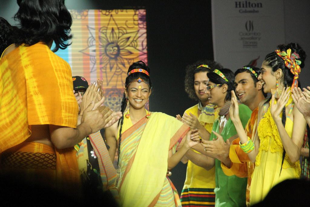 HSBC Colombo Fashion Week 2012 | © Lakmaal Rodrigo | British Council