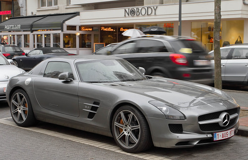 Mercedes-Benz SLS AMG | by SuperCarFreak