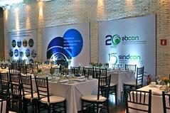 Lançamento do Panorama da Participação Privada no Saneamento Brasil 2016 / Comemoração 20 e 15 anos da Abcon e Sindcon