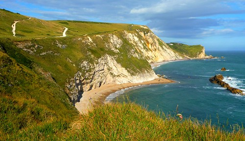 JURASSIC COAST, ST. OSWALD'S BAY, DORSET. | by Bearded iris.