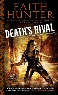 October 2nd 2012 by Penguin Publishing                     Death's Rival (Jane Yellowrock #5) by Faith Hunter | by ♫♥✿LovLivLife Reviews✿♥♫
